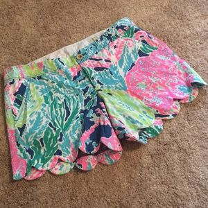 Lilly pulitzer new pop up let's cha cha buttercups